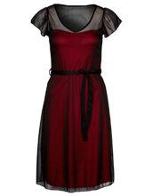 rood kleedje zalando