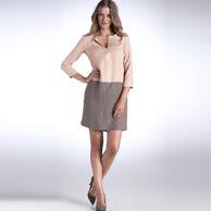 Zakelijke jurk Redoute Creation roze | Kleedjes.be