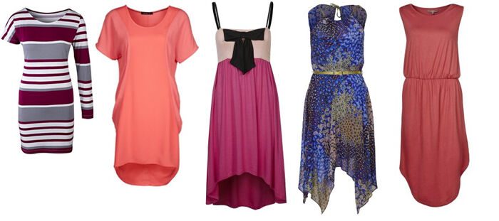Asymmetrisch jurkje | Kleedjes.be