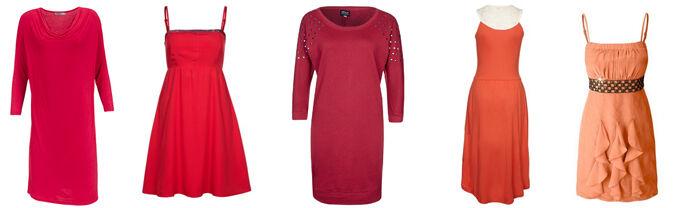 Kleedjes, jurkjes in warme kleuren | Kleedjes.be