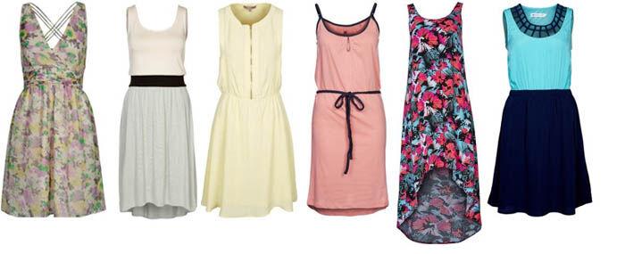 Budgetproof zomerkleedjes | Kleedjes.be