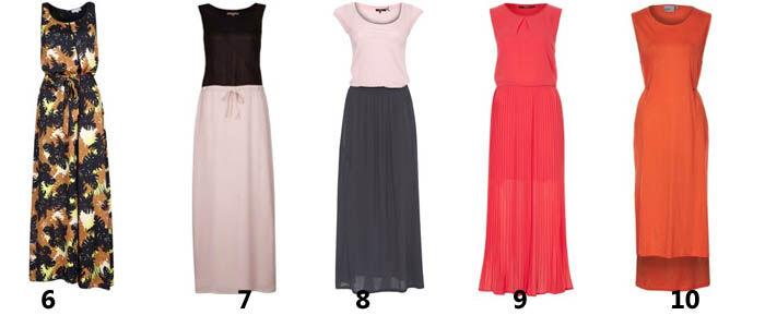 Maxi jurk online | Kleedjes.be