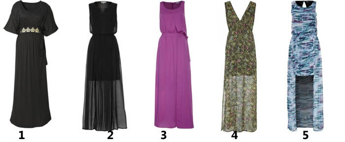 Maxi jurken online | Kleedjes.be