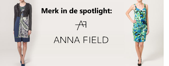 Anna Field kleedjes | Kleedjes.be