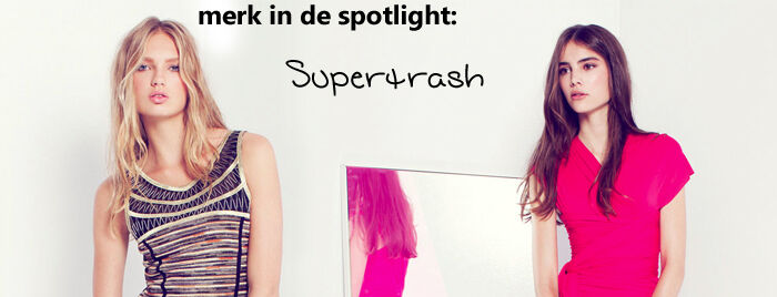 Supertrash kleedjes | Kleedjes.be