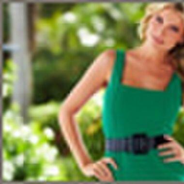 Trend report: groene kleedjes