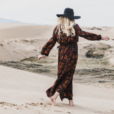 Bohemian jurk inspiratie: de princess dress is back